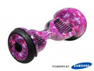 Roller Pink Galaxy Hoverboard