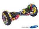 Roller Hip-Hop Hoverboard