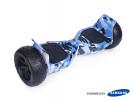 Ranger Blue Camo Hoverboard