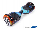 Air Flame Hoverboard