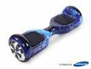 Air Blue Galaxy Hoverboard