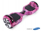 Air Pink Galaxy Hoverboard