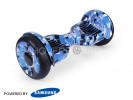Roller Blue Camo Hoverboard