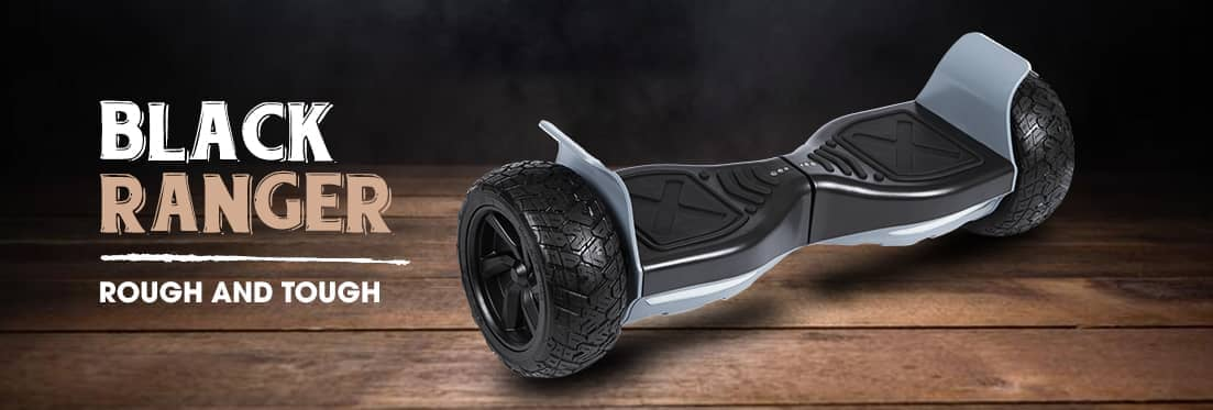 Black Ranger Hoverboard